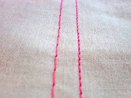 Hand Stitch Look Sewing Machine