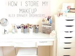 makeup organizer ikea storage drawers dressing table plus decoration best pictures organizer makeup drawer organizer ikea makeup organizer ikea