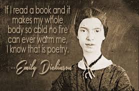 Quotation Poetry Emily Dickinson Quotes