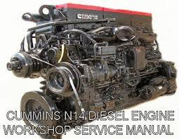 cummins n14 1991 celect and celect plus service manual engine cummins n14 1991 celect and celect plus service manual engine workshop motor cd