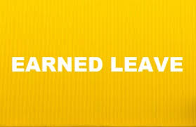 Image result for earn leave