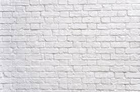 Awesome White Brick Wall