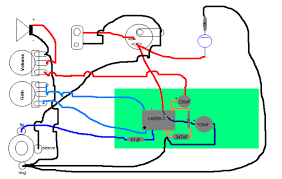 wiring diagram for guitar amp wiring image wiring the process of building a cigar box guitar amp little gem or the on wiring diagram