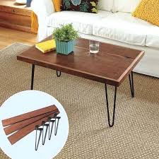 small coffee tables view in gallery coffee table hairpin legs small glass coffee table