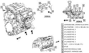 similiar spark plugs 92 saturn keywords spark plug wire routing diagram