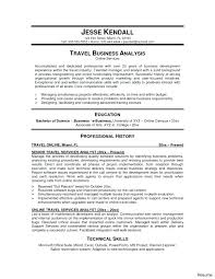 Booking Agent Resume Travel Agent Resume Examples Corporate Travel ...
