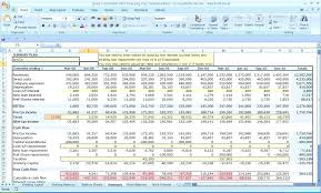 sample business budgets sample excel budget budget plan template for business format in