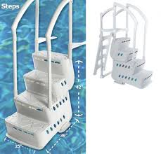 Steps PoolSuppliescom