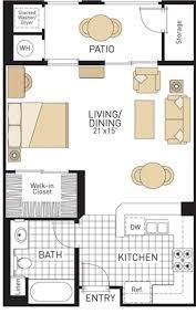 Finest Architecture Designs Tagged Studio Apartment Layout Studio - Studio apartment furniture layout