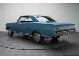 1966 Chevrolet Nova SS for Sale | ClassicCars.com | CC-725373