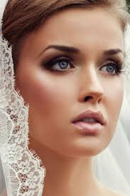 bridal makeup ideas for an effortlessly pretty look on your wedding day