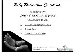 Baby Dedication Certificates Templates Baby Dedication Certificates Templates 24 Infantry 6