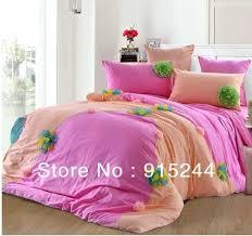 pink ruffle bedding amazing bamboo sheets twin of pink ruffle princess cotton duvet cover wedding bedding