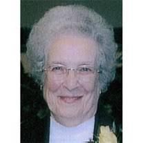 Frances Gertrude Johnson Obituary - Visitation & Funeral Information