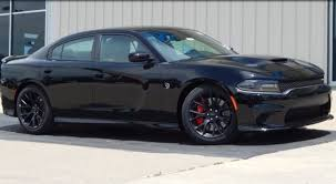 The 2016 Dodge Charger SRT Hellcat Specs, Highlights, and More Details