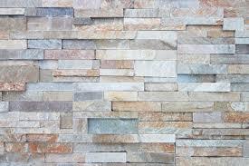 a limestone wall