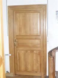 Fabrication Et Pose Du0027une Porte Intérieure En Bois à Luché Thoursais