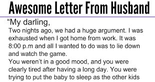 awesome letter