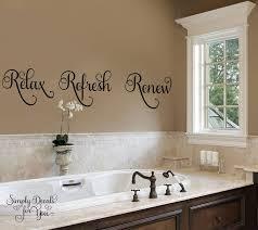 bathroom wall. 1000 ideas about bathroom wall decals on pinterest