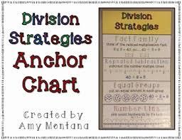 Sample Long Division Anchor Chart Cocodiamondz Com