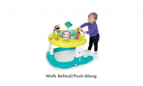 4-in-1 Here I Grow Baby Activity Center and Walker