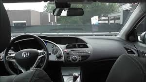 Honda Civic 8th generation interior - YouTube