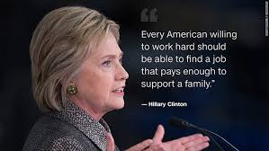 Hillary Clinton Quotes Cool Hillary Clinton's 48 Ideas To Boost The US Economy