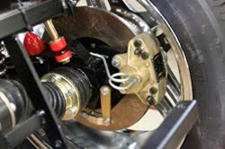trikes hdtr roadsmith trikes disc brakes brake detail