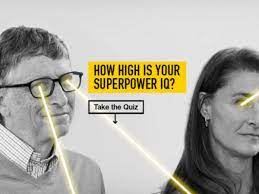 Bill Gates Wants You To Take His Quiz And Measure Your