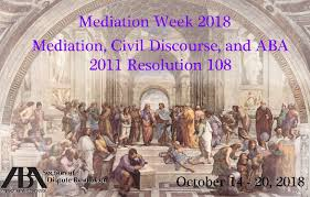 Mediation Week 2018 Private Judging now includes former and retired Probate  judges