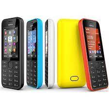 Unlock Nokia 207
