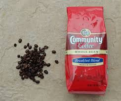 If you prefer your coffee to be of the instant variety then there's a chicory equivalent from the folks at leroux. Community Coffee Breakfast Blend Review