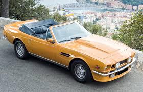 Aston Martin Dbs Volante Rent A Classic Car