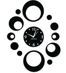 Small Picture Wall Clock Design Wall Clock Contemporary Pendulum Wall Clocks