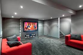 Basement Interior Design Cool Design Build Builders Clapham Fulham Chelsea Balham Wimbledon