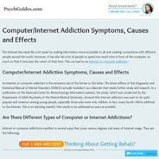 web dependance pearltrees signs and symptoms of internet or computer addiction