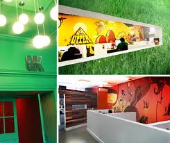 Small Picture creativeofficewalldecalsdesignideas Creative Spaces