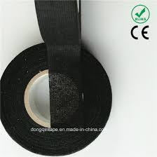 china stable against rotting high adhesive black wire harness fleece Wire Harness Assembly Boards at Strong Wire Harness