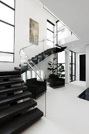 Stairs and spiral staircase in plan, frontal and side elevation view cad blocks. 50 Amazing And Modern Staircase Ideas And Designs Renoguide Australian Renovation Ideas And Inspiration
