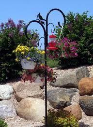 24 shepherd s hooks ideas garden art