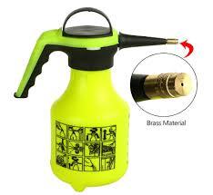 garden pump sprayer. 2 Liter Handheld Pump Sprayer Portable Lawn Garden Sprayers With