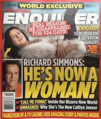richard simmons woman. richard simmons transitioning woman r