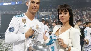 Photos: Meet The Girlfriend Of Portugal Star Cristiano Ronaldo