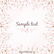 Free Floral Backgrounds Floral Background In Spring Style Vector Free Download