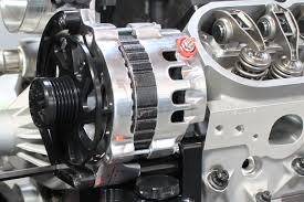 shop install concept one victory series pulley system on our ls7 for typical applications the standard 105 amp one wire alternator should be sufficient for those wanting more power for applications high power audio