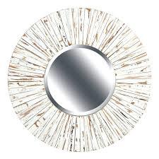 white distressed wood mirror round wood circle mirror distressed wood mirror white distressed wood mirror round