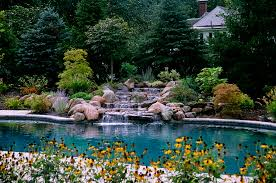 Small Picture Garden Design Garden Design with Fibreglass Swimming Pools uamp