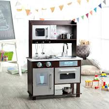 top 74 superb kids wooden kitchen set play fridge little girls kitchen pink play kitchen design