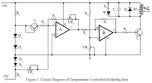 temperature control circuit diagram the wiring diagram temperature control circuit diagram vidim wiring diagram circuit diagram