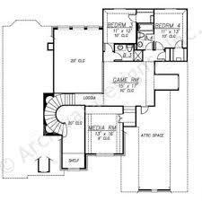 avondale 3,000 sq ft house plans luxury house plans Design Of House Plan avondale house plan second floor plan design house plans